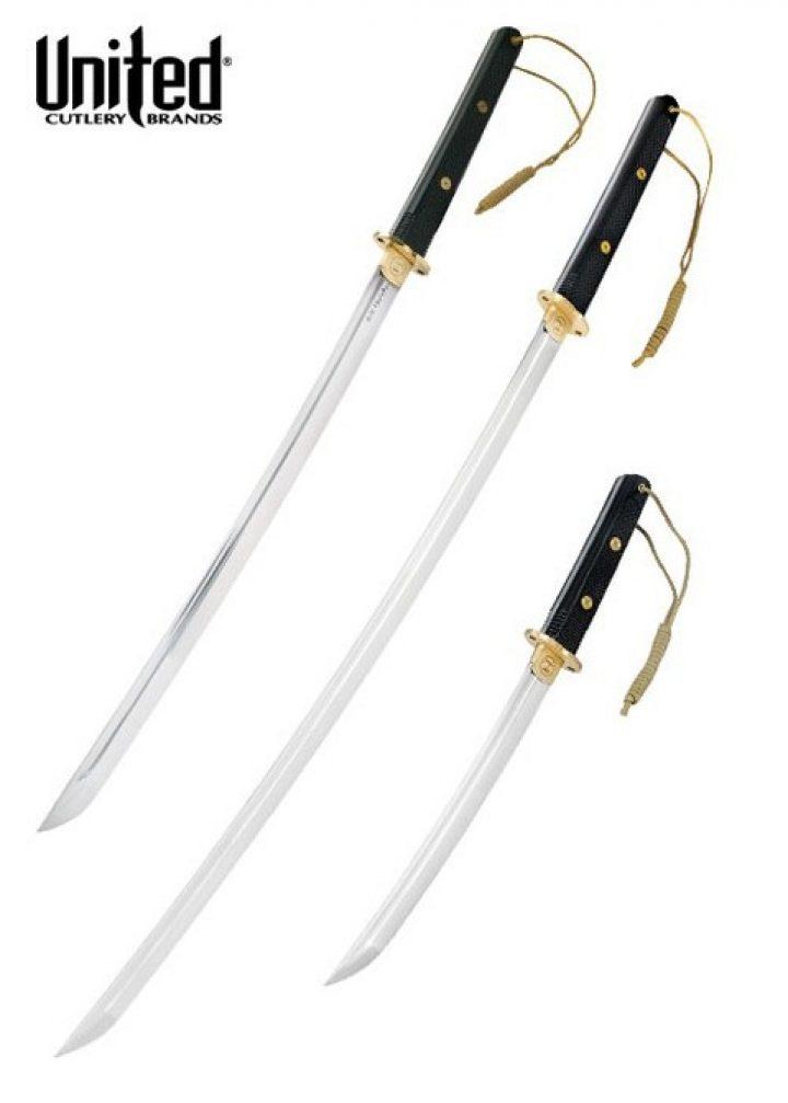 Honshu Taktische Schwerter set van drie