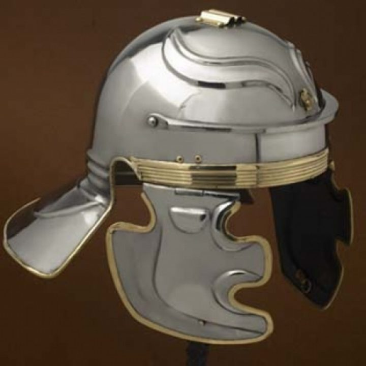 Romeinse Helm Imperial Gallic -C- Sisak