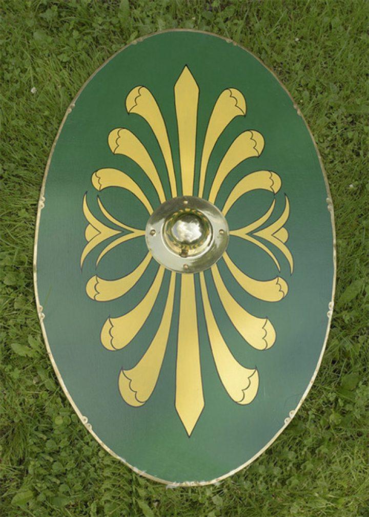 Romeins Schild Kavallerie - Auxiliartruppen