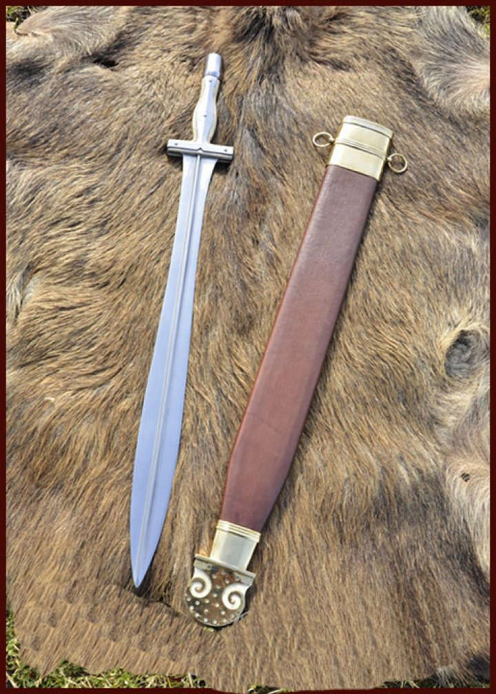 Hopliten-Schwert Campovalano
