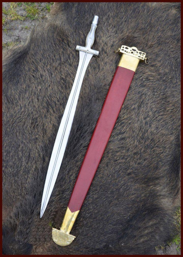 Grieks zwaard Alfedena