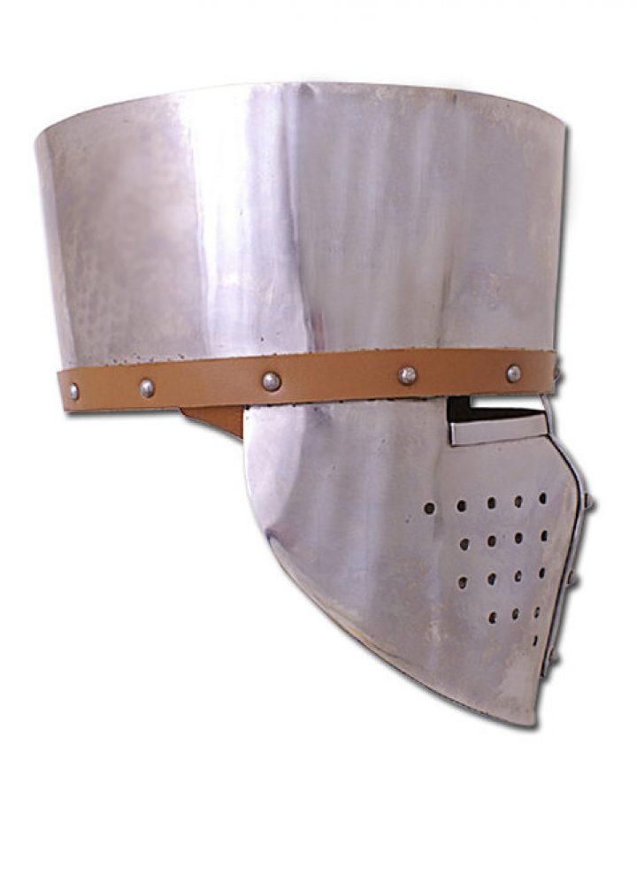 Kruisvaarders Helm rond 1180 in maat M of L