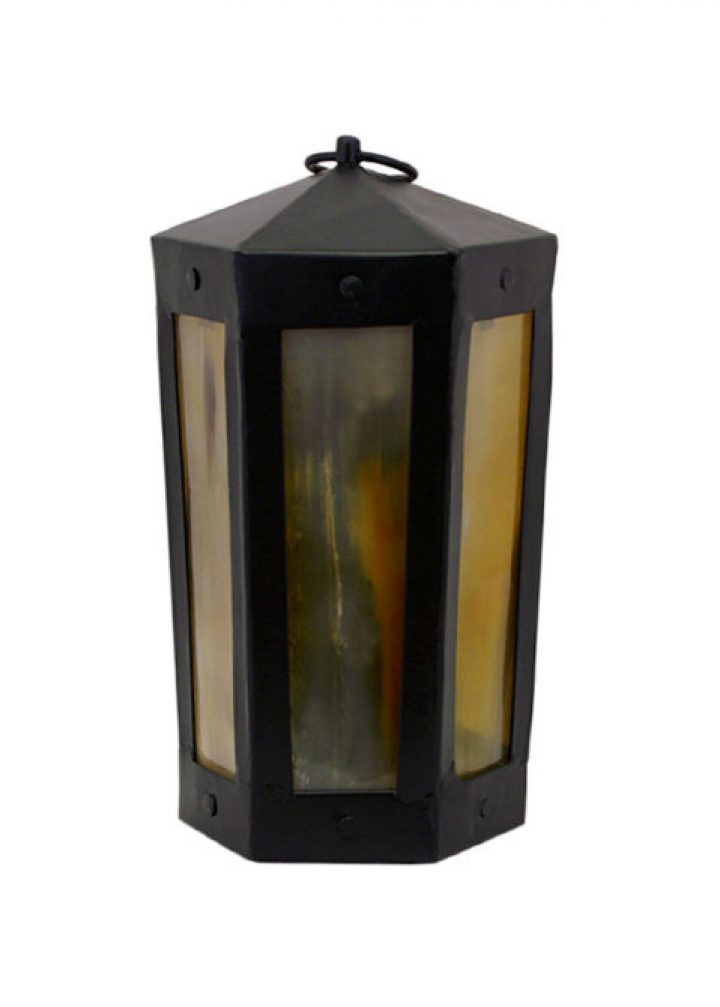Lantern with horn windows DHBM-ULF-CP-03