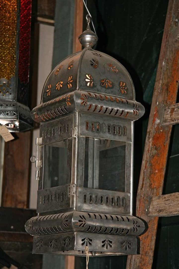 Hanglamp Metaal -1