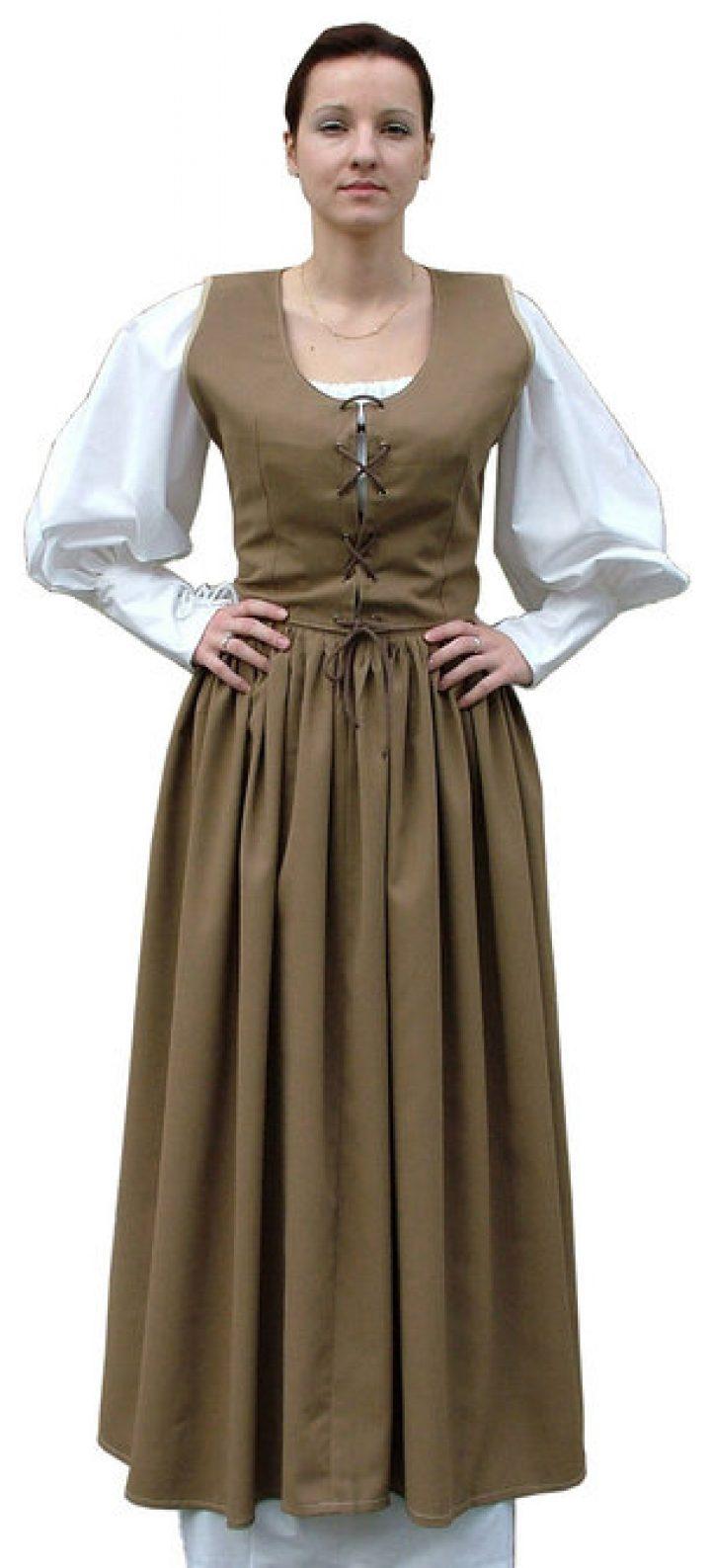 Barok Stijl Gastvrouwe Kostuum