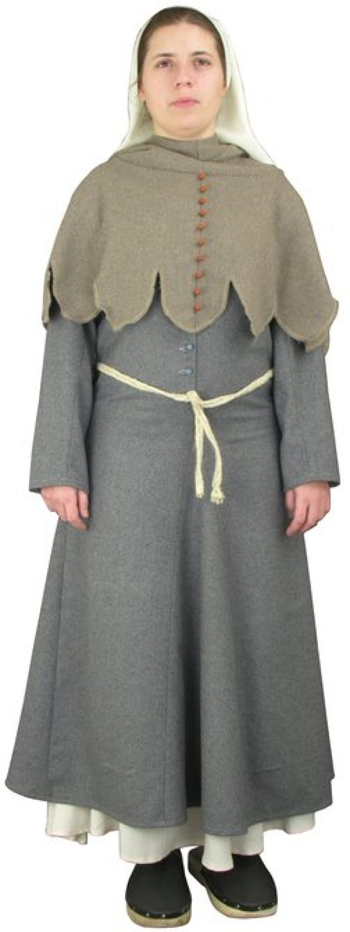 Middeleeuwse Jurk 15e eeuws