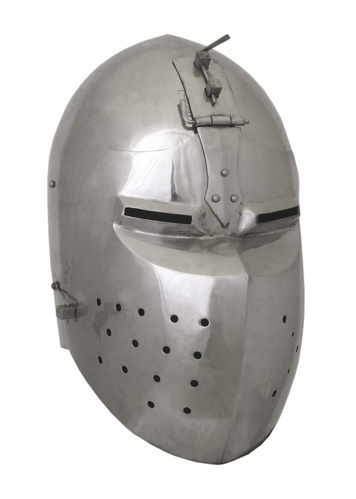Noord Italiaanse Sallet helm uit 1490