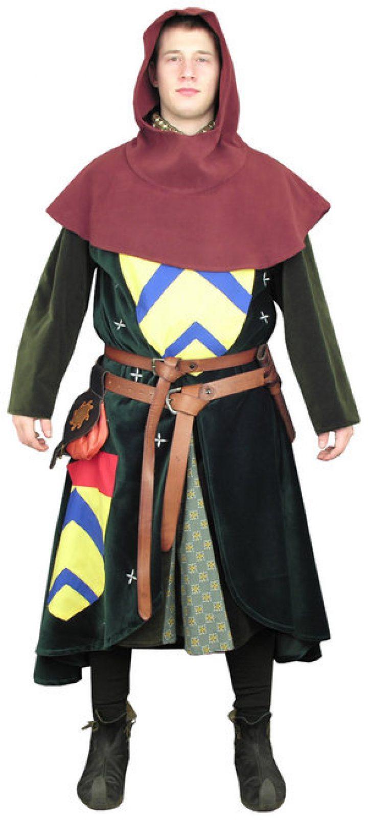 Mittelalter Kostuum hvmna-1037