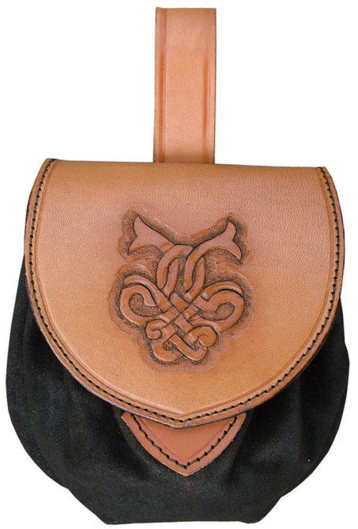 Middeleeuwse Tas met Liefde Symbool