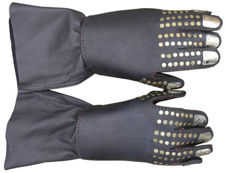 Leder Handschuhe  Fantasy