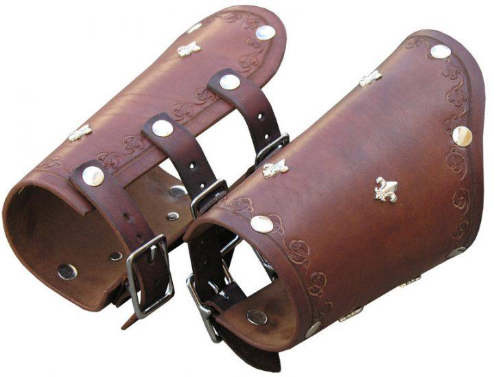 Mittelalter Armschutzer