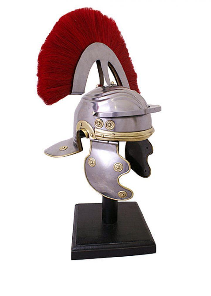 Romeinse Centurion Helm met Kam