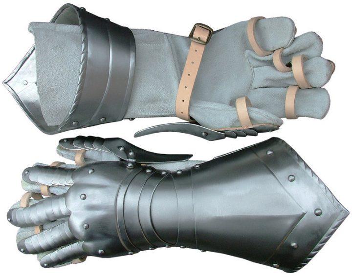 Pantserhandschoenen