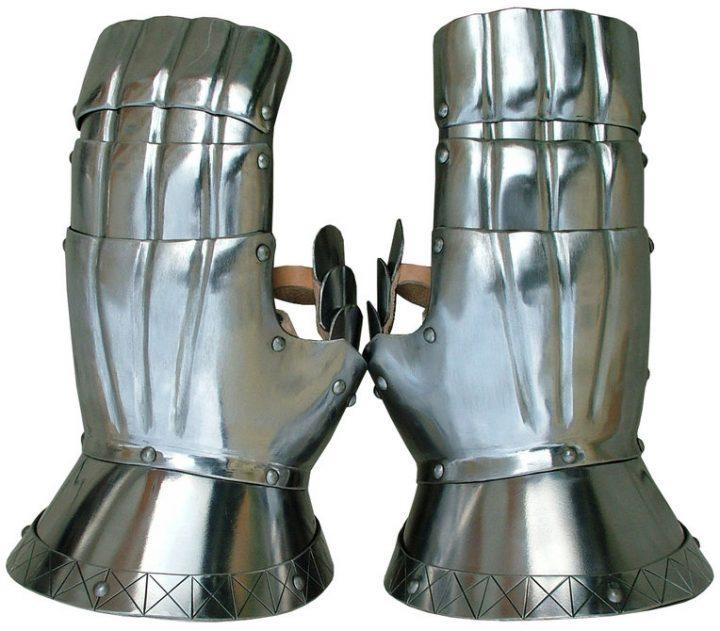 Pantserhandschoenen Hentzen II