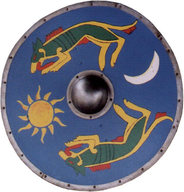 Viking Schild hvpef-0221