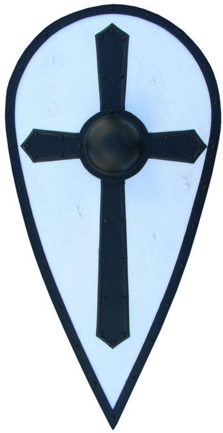 Kruisvaarders schild hvpef-0239