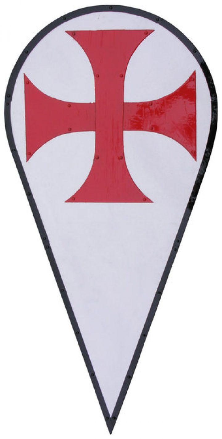 Kruisvaarders schild hvpef-5705
