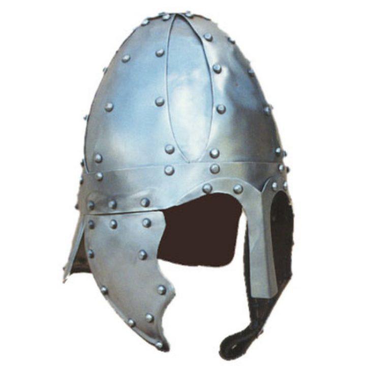 Viking Helm met Wangplaten
