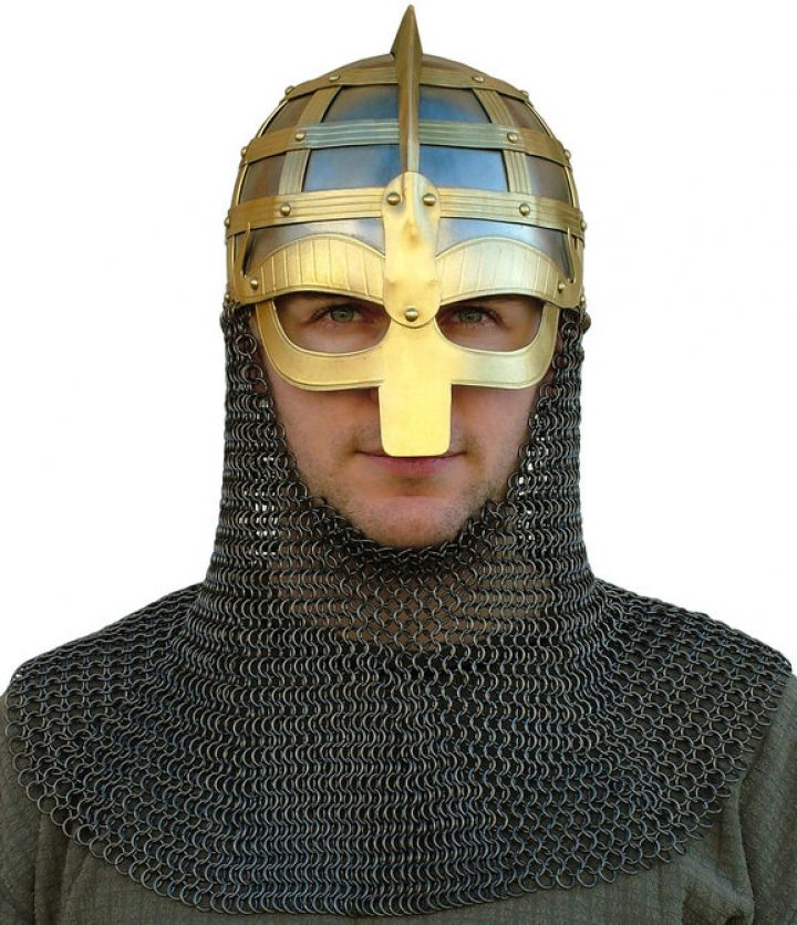Vendelzeit Helm