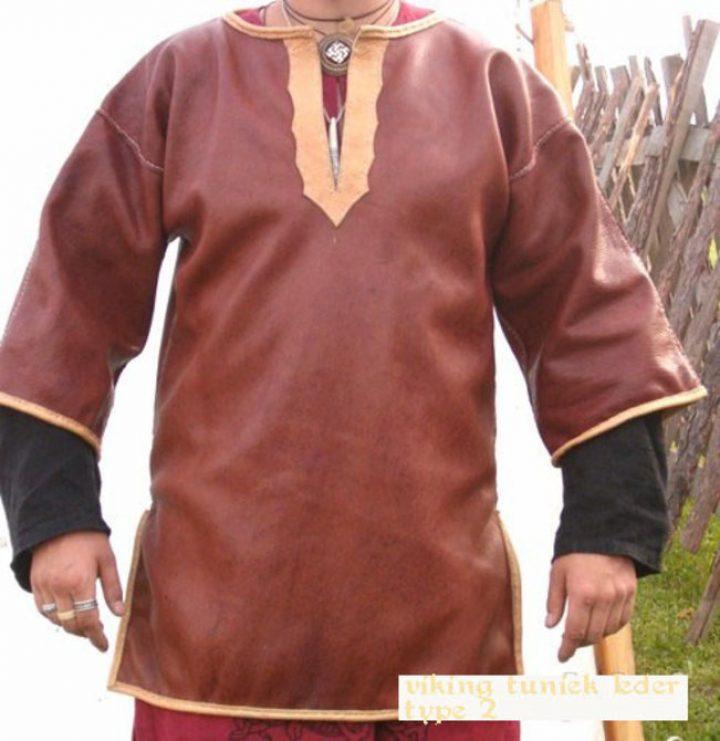 Viking leder tuniek wm type 2