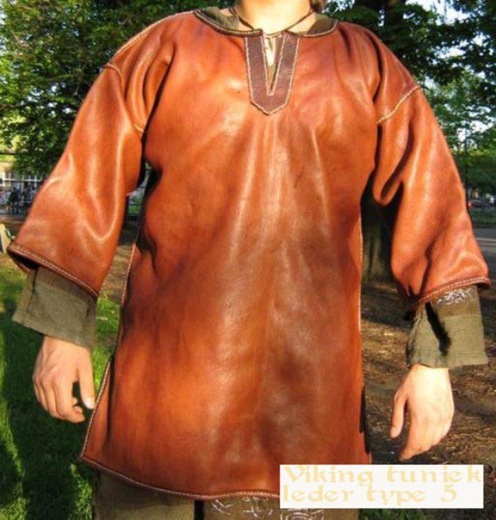 Viking tuniek leder wm type 5