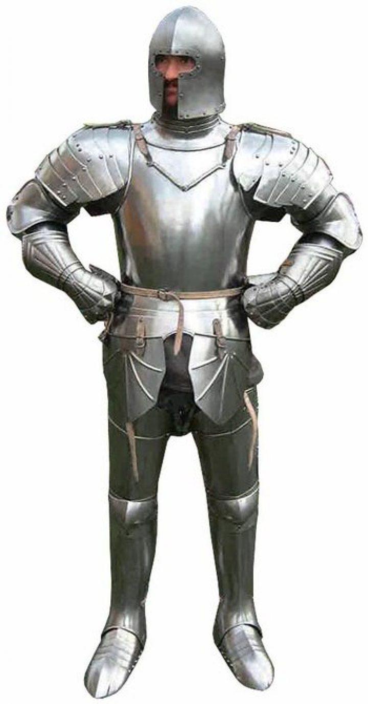 Mittelalterliche Rüstung