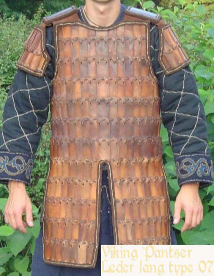 Viking Lamellar Pantser