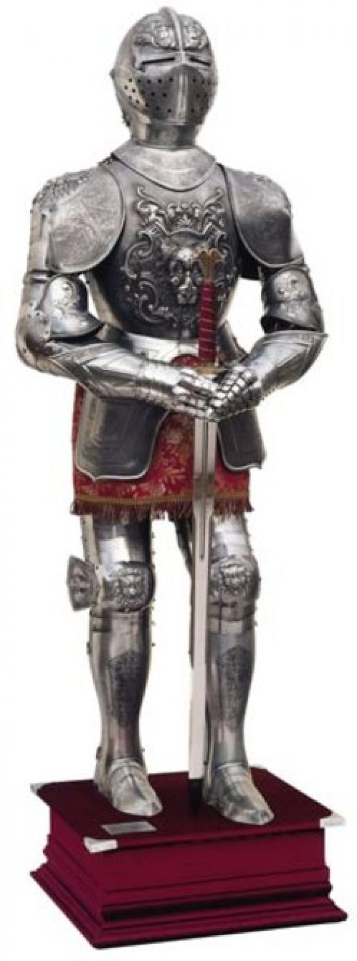 Middeleeuws 16e eeuws Harnas
