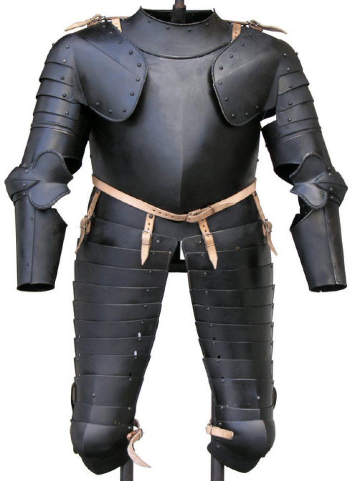 Harnas van August de II, Koning van Saksen