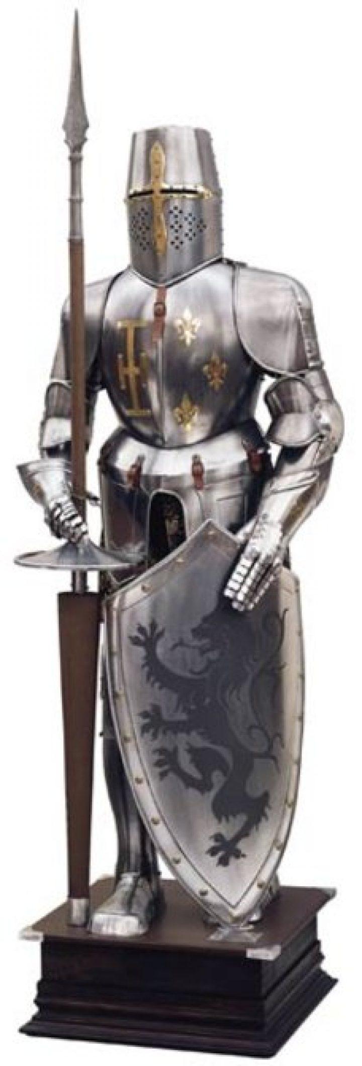 Mittelalterliche Rustung 16Jh.