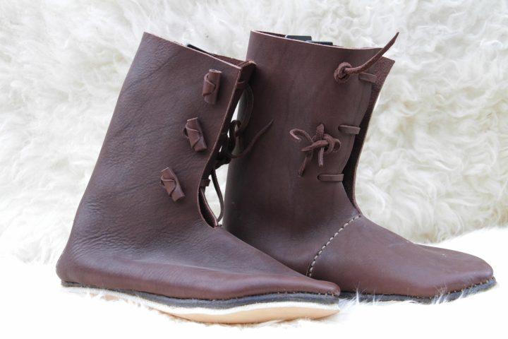 Slavischer Halbe Stiefel in Mass 45 ausverkauf
