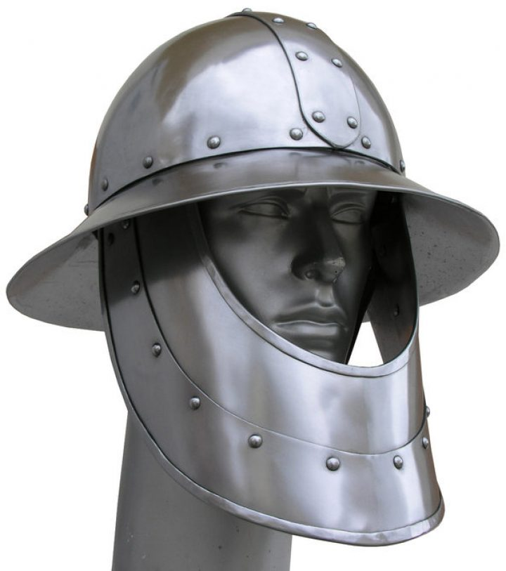 Monnikskap Helm 14 - 15e eeuws