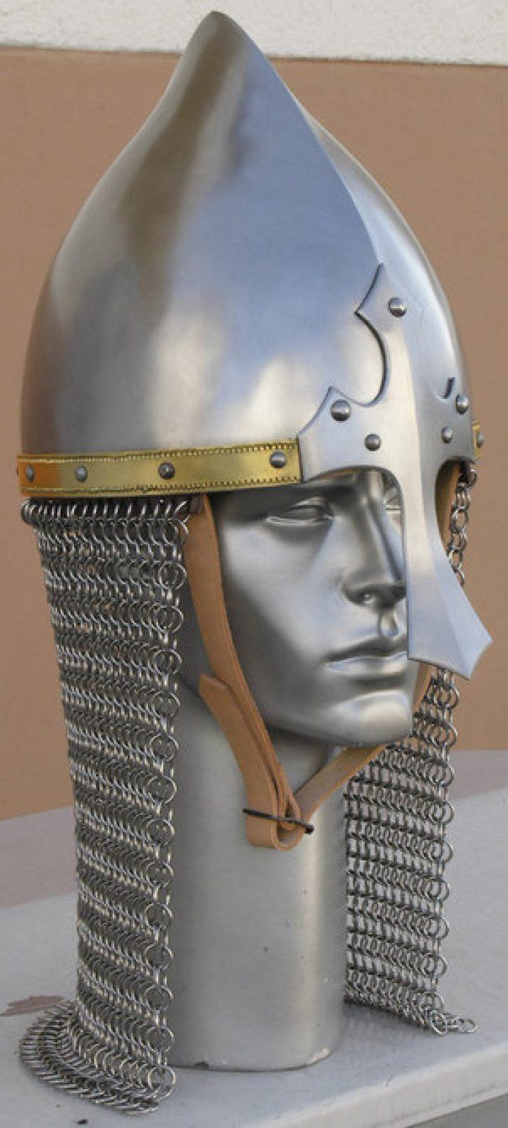 Arabischer Helm