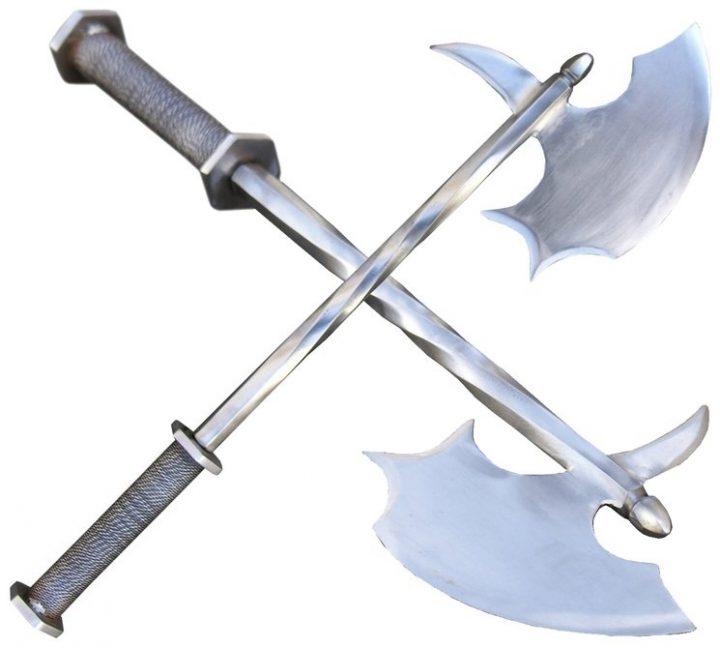 Oorlogbijl-Axe rond 1400
