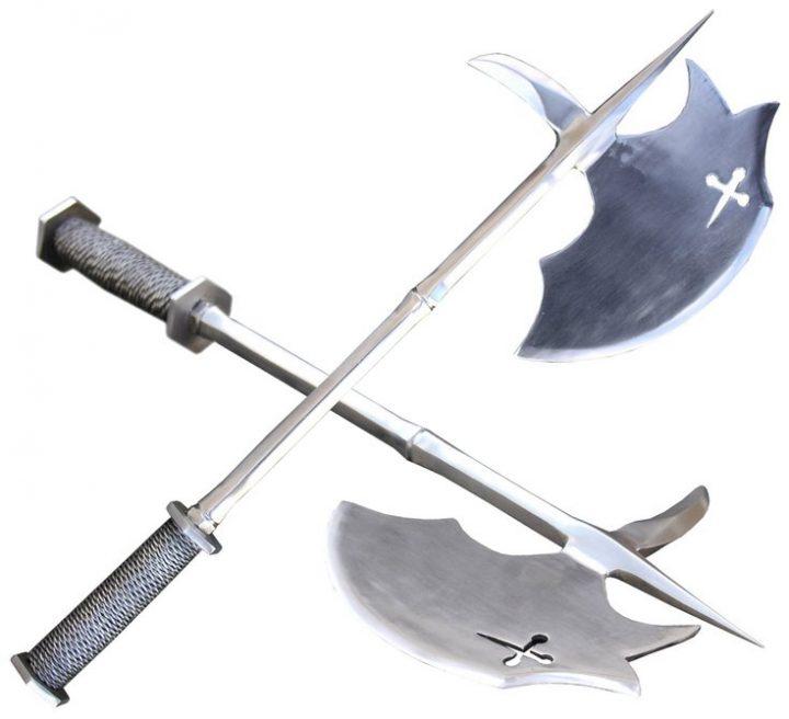 Oorlogsbijl-Axe van 1587