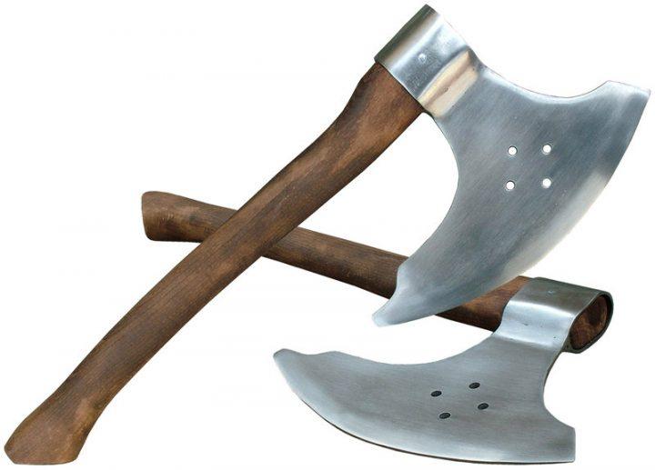 Mittelalter Axt hvpef-3509