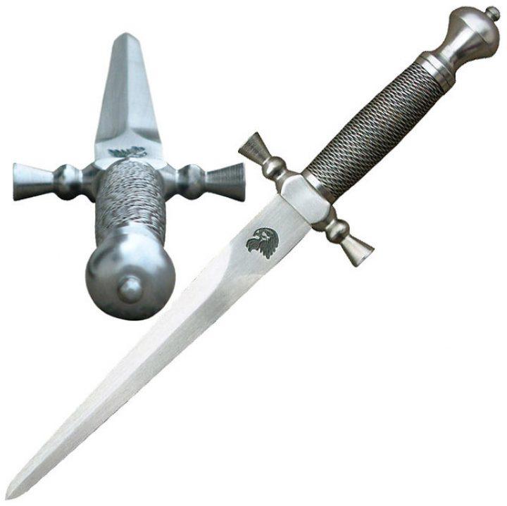 Middeleeuwse Dolk 33.5 cm