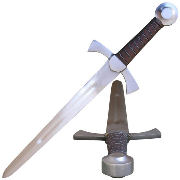 Middeleeuwse Dolk 45.9 cm