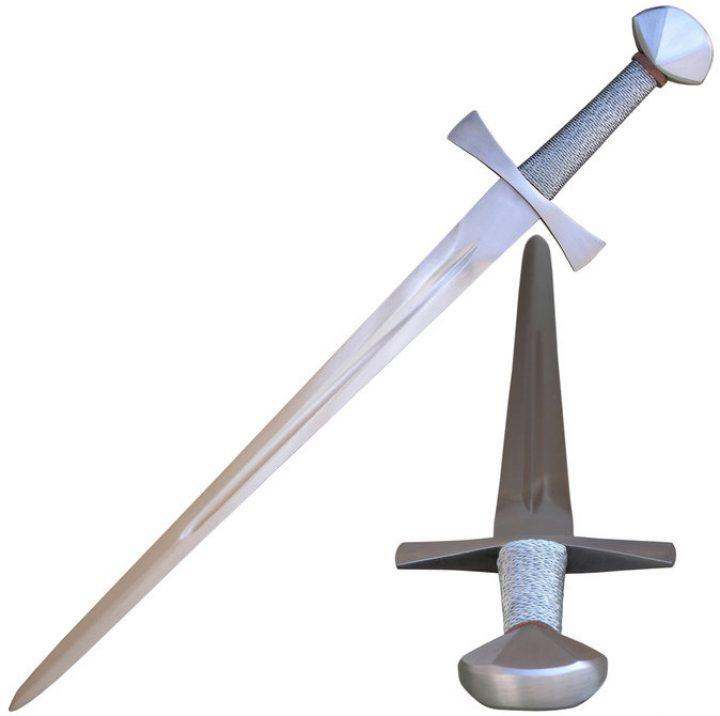 Middeleeuwse Dolk 60.6 cm