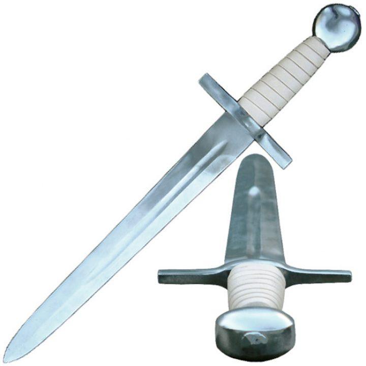 Middeleeuwse Dolk 45 cm