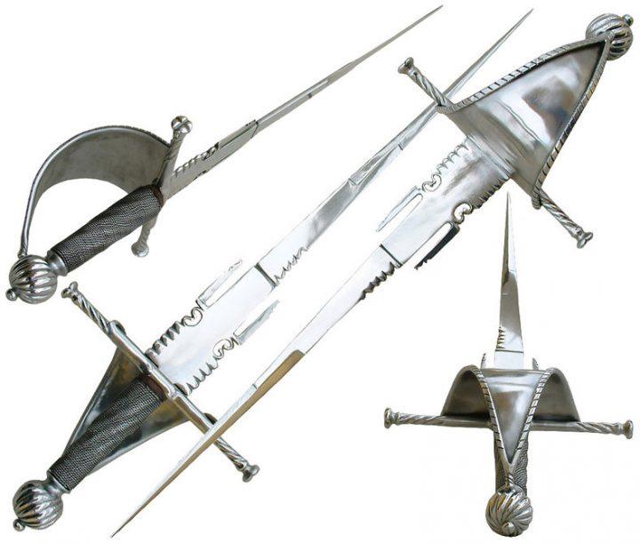 Spaanse Pareerdolk 60 cm