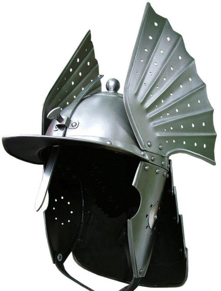 Poolse Kurassier Helm