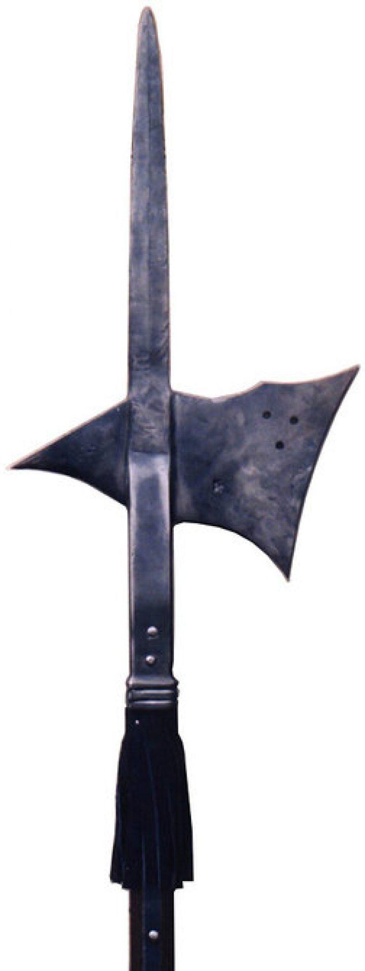 Hellebaard 195 cm