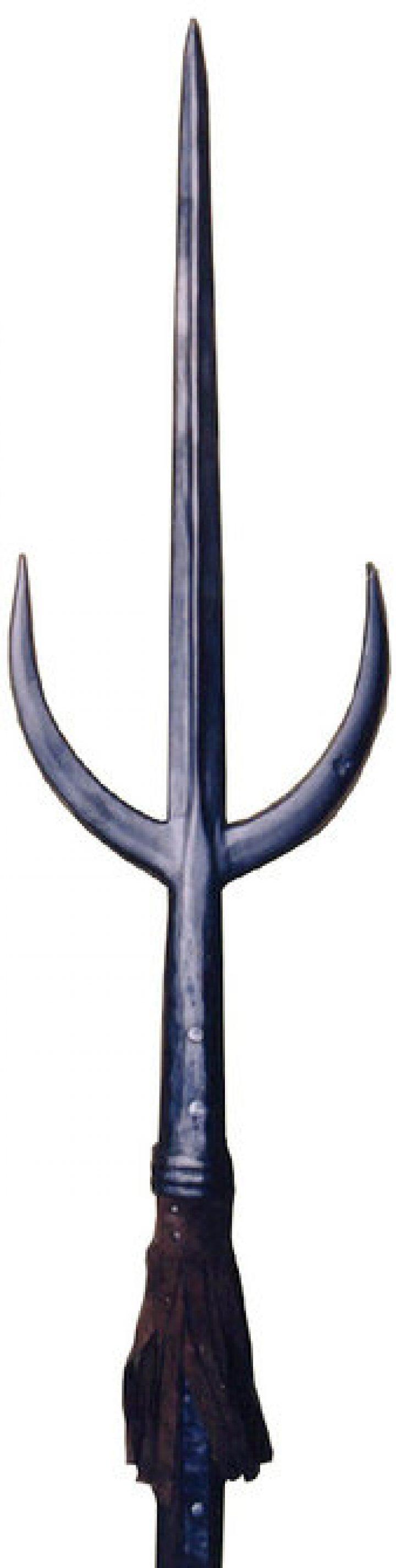 Drietand / Oorlogsvork 195 cm