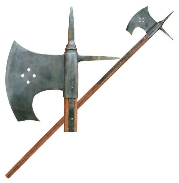 Oorlogshamer-Strijdhamer 195 cm