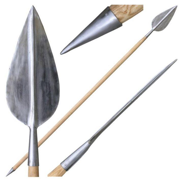 Keltischer Speer, Mähren 3. Jh. v.Ch. 195 cm