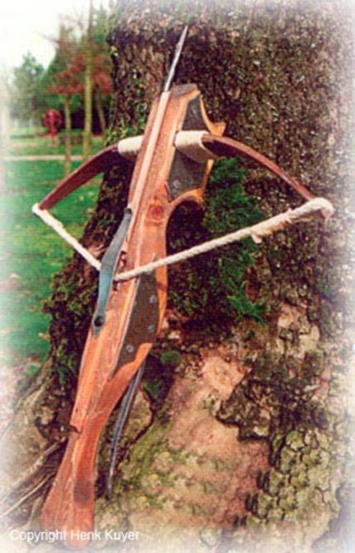 Armbrust 18. Jahrhundert-Gilden-Armbrust