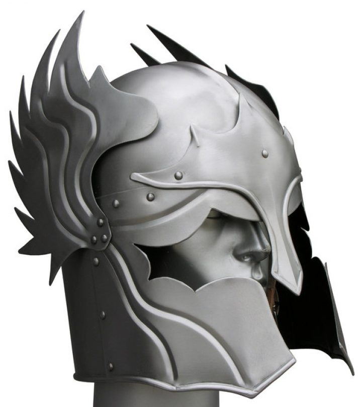 Fantasy Helm Master of flames
