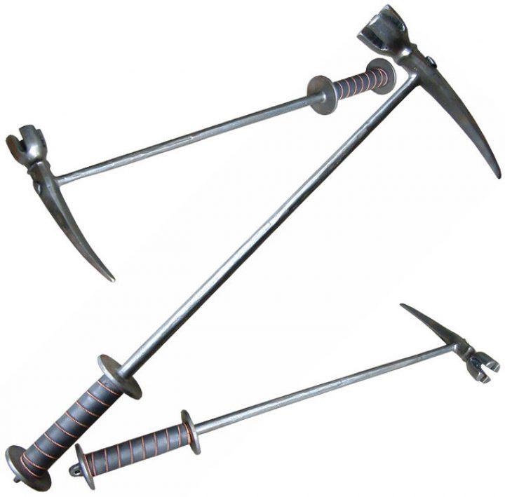 Streithammer Krähennase
