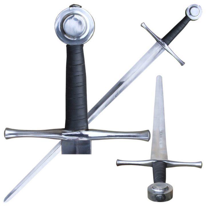 Mittelalter Einhander Schaukampf Schwert Klasse B